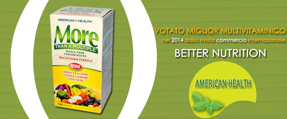 Multivitaminico American Health