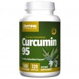 Jarrow Formulas, Curcumin 95, 500 mg, 120 Veggie Caps