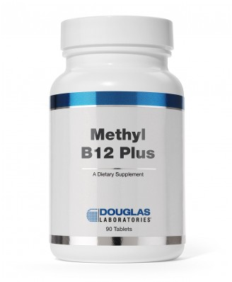 Douglas Laboratories, Methyl B12 Plus, 90 Tablets