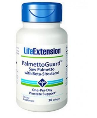 Palmettoguard Sabal Serrulata Con Beta-Sitosterolo - 30 Capsule - Life Extension