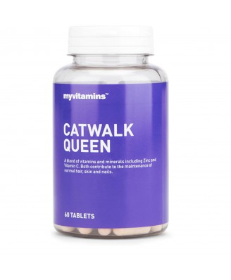 Catwalk Queen, 60 Tablets (60 Tablets) - Myvitamins