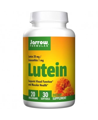 Lutein 20 mg (30 softgels) - Jarrow Formulas