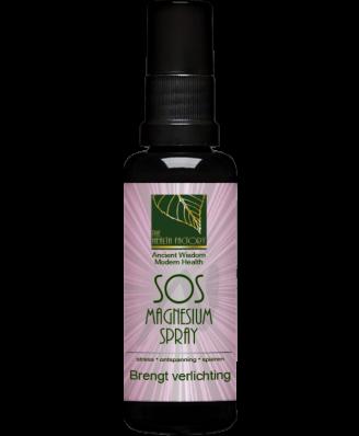 The Health Factory - SOS Magnesium Spray 50 ml