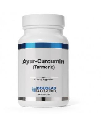 Ayur-curcumina Cap Turmuric (90 capsule)-Douglas Laboratories