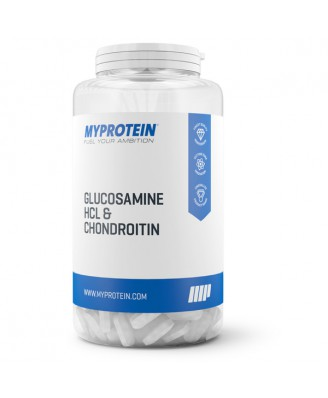 Glucosamine HCL & Chondroitin 900mg - 120 Tabs - MyProtein