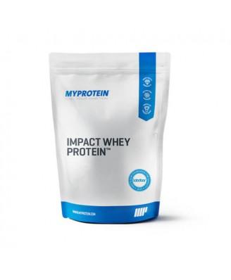 Impact Whey Protein, Natural Vanilla, 1kg  MyProtein
