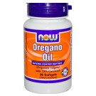Oregano Olie (90 Softgels) - Now Foods