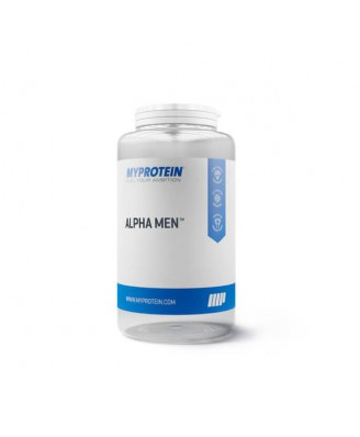 Alpha Men Multivitaminico super - 120 Tabs - MyProtein
