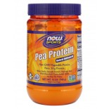 Pea Protein - Natural Unflavored (340 gram) - Now Foods