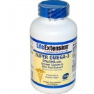 Life Extension, Super Omega-3, EPA/DHA with Sesame Lignans & Olive Fruit Extract, 120 Softgels