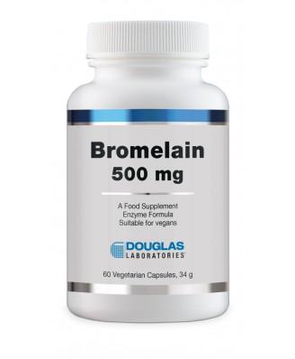 Douglas Laboratories, Bromelain-5000, 60 Capsules