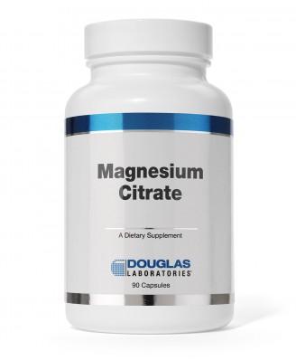 Douglas Laboratories, Magnesium Citrate, 90 Capsules