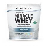 Dr. Mercola, Miracolo del siero di latte, proteine in polvere, originale (454 g)