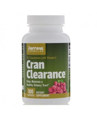 Cran Clearance (100 Capsules) - Jarrow Formulas