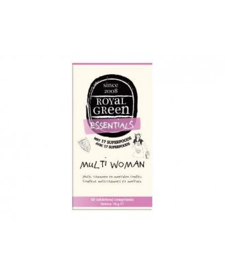 Multi Woman – 60 Tabs – Royal Green