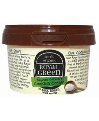 Geurloze Kokosnootolie (500 ml) - Royal Green