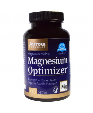 Magnesium Optimizer (100 tablets) - Jarrow Formulas