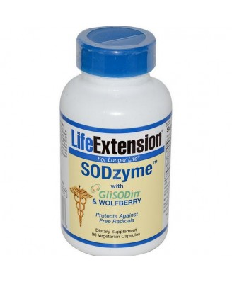 Life Extension, SODzyme with GliSODin & Wolfberry, 90 Veggie Caps
