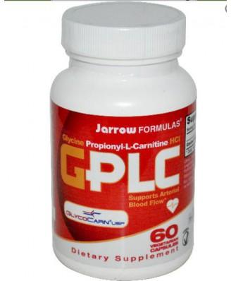 Jarrow Formulas, GPLC, GlycoCarn, 60 Veggie Caps