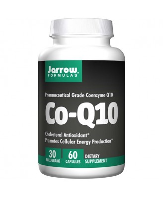 Co-Q10 30 mg (60 Capsules) - Jarrow Formulas