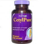 Natrol, Cetyl Pure, 120 capsule