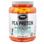 Pea Protein Dutch Chocolate (907 gram) - Now Foods