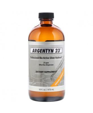 Argentyn 23 16 fl oz (473 ml) - Allergy Research Group