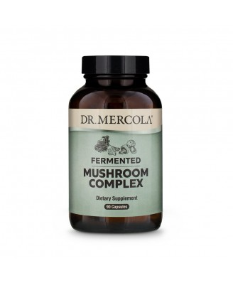 Fermented Mushroom Complex (90 per bottle) - Mercola