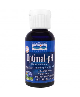 Optimal-pH (30 ml) - Trace Minerals Research