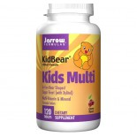 KidsBear Multi-Vitamines/Mineralen, Kersen Smaak (120 tabletten), Jarrow Formulas