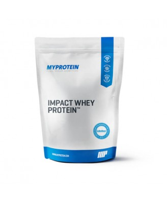 Impact Whey Protein, White Chocolate, 2.5kg - MyProtein