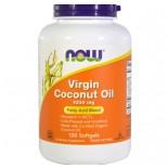 Virgin Coconut Oil 1000 mg (120 Softgels) - Now Foods