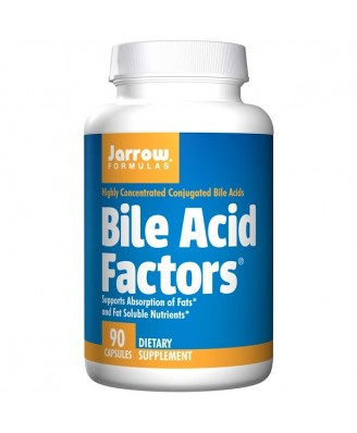 Bile Acid Factors (90 Capsules) - Jarrow Formulas