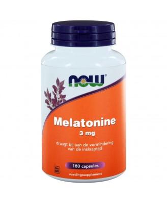 Melatonine 3 mg (180 caps) - NOW Foods