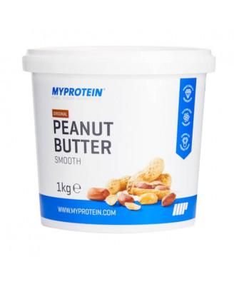 Peanut Butter Natural - Smooth (1 kg) - MyProtein