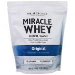 Dr. Mercola, Premium Supplements, Miracle Whey, Protein Powder, Original, 1 lb (454 g)
