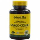 Ginkgo-Combo (90 Veggie Caps) - Nature's Plus