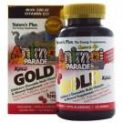 Children's Chewable Multi-Vitamin & Mineral Supplement, Natural Cherry Flavor (120 Animals) - Nature's Plus