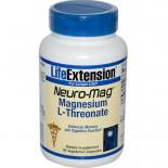 Neuro-Mag- Magnesium L-Threonate (90 Veggie Caps ) - Life Extension