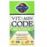 Vitamin Code - Raw B-Complex (60 Vegetarian Capsules) - Garden of Life