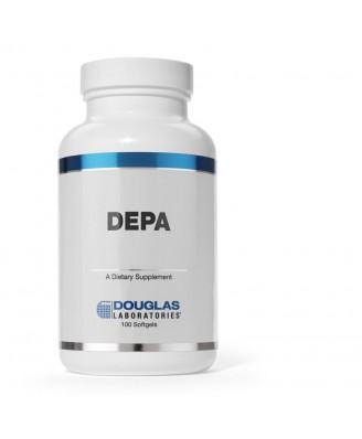DEPA (100 softgels) - Douglas Laboratories