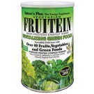 Fruitein - High Protein Energy Shake - Revitalizing Green Foods (576 grams) - Nature's Plus