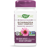 ECHINACEA GOLDENSEAL 450 MG (100 CAPSULES) - NATURE'S WAY