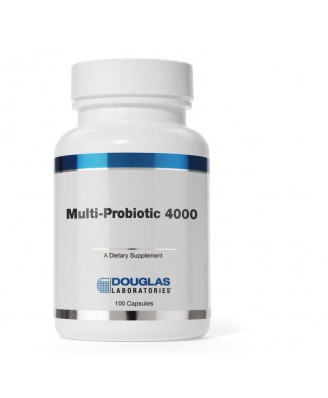 Multi-Probiotic 4000 (100 caps) - Douglas Laboratories