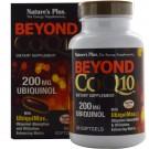Beyond CoQ10 Ubiquinol 200 mg (60 Softgels) - Nature's Plus