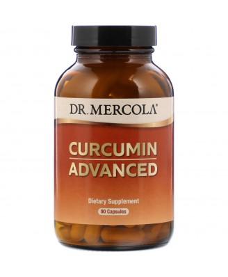 Curcumin Advanced (90 Capsules) - Dr. Mercola