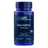 Zee-Jodium 1000 Mcg - 60 Plantaardige Capsules - Life Extension