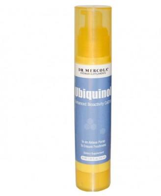 Ubiquinol Enhanced Bioactivity CoQ10 Airless Pump (48 ml) - Dr. Mercola