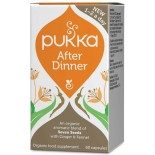After Dinner BIO – 60 caps – Pukka