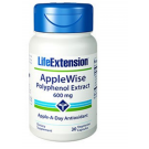 Applewise Estratto Di Polifenolo 600 Mg - 30 Capsule Vegetali - Life Extension